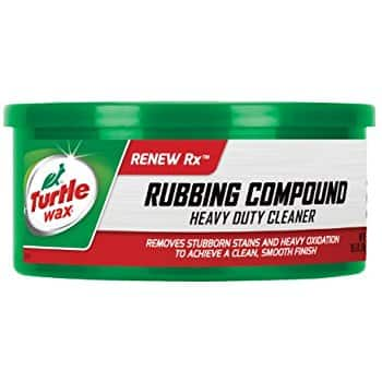 Turtle Wax Rubbing Compound & Heavy Duty Cleaner 10.5 oz. $2.67 + Free Shipping w/ $25 order
