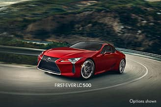 $1000 Additional Savings on a new Lexus!