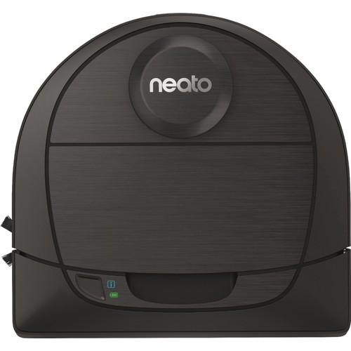 Neato Robotics - Botvac D6 Wi-Fi Connected Robot Vacuum - Black $400