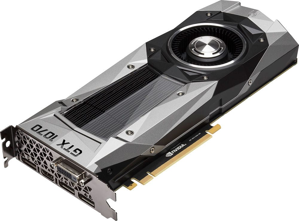 GeForce GTX 1080 $449.99 at Best Buy via eBay