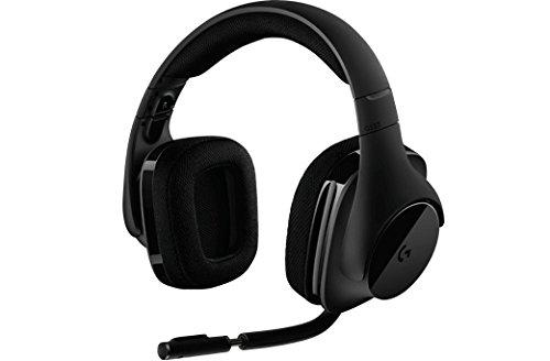 Logitech G533 Wireless 7.1 Surround Sound Gaming Headset - Amazon $64.99
