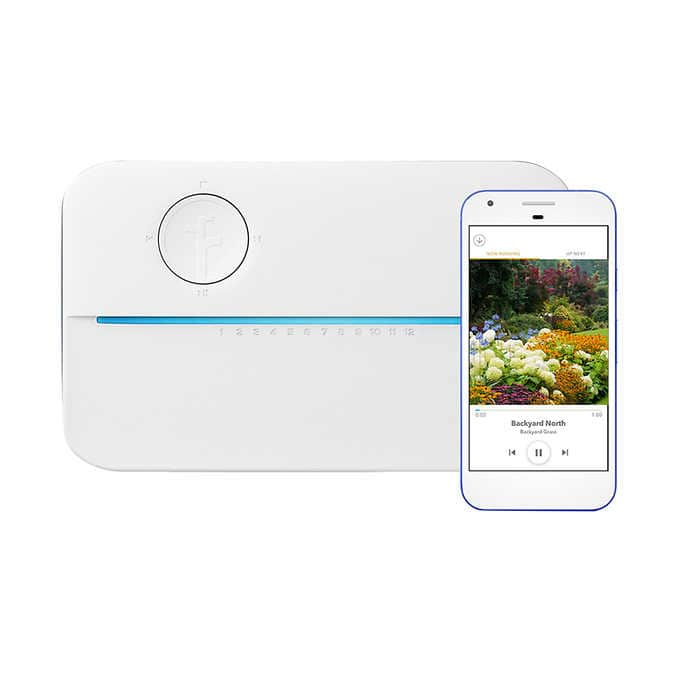 Rachio 3 Smart Sprinkler Controller, 12-Zone $170 shipped for Costco members