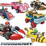 Mario Kart K'NEX Building Sets With Pull N Go Motorized Action!  $8.99 Free Ship