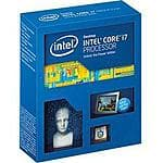 Intel Core i7-5820K LGA2011-v3 Haswell-E  $349.99 ships free or $325 w/ email promo code & in store pickup