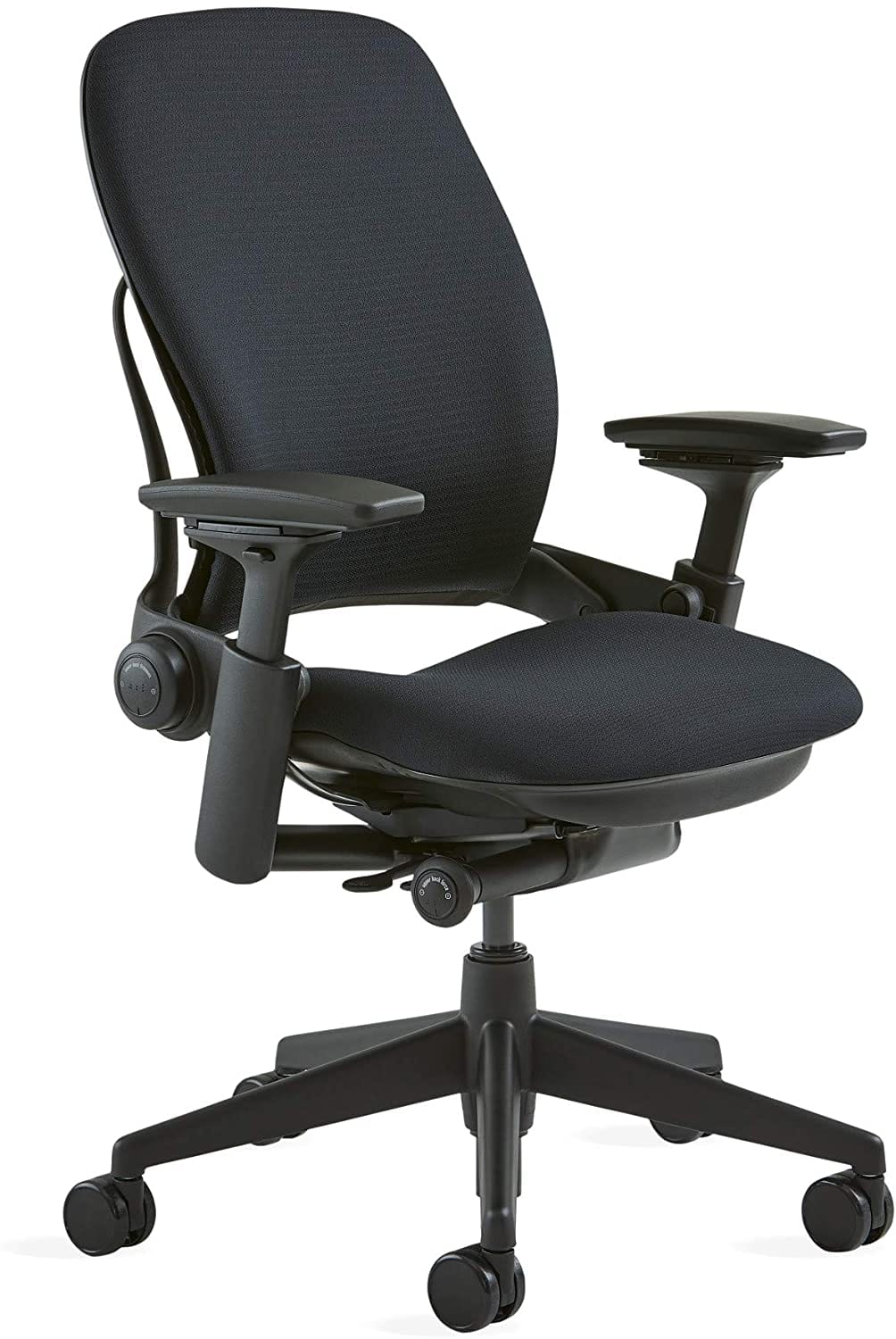 new Steelcase Leap chair $705 +tax +FS (black) @ Amazon, seller Amazon, authorized reseller