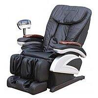 Rakuten (Buy.com) Deal: Electric Full Body Shiatsu Massage Chair Recliner w/Heat Stretched Foot Rest 06C $729 w MASSAGE discount code +FS
