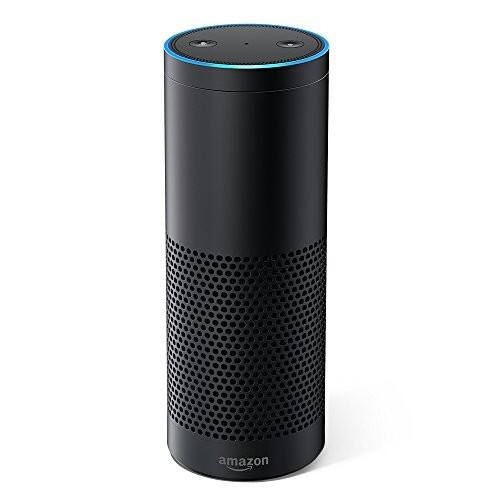 Certified Refurbished Amazon Echo (1st Generation) $69.99 White / Black