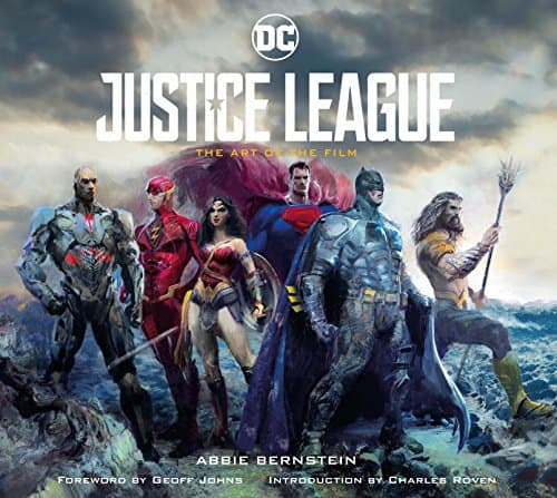 Justice League: The Art of the Film @ Amazon Pre-Order $27.50 (Lowest)