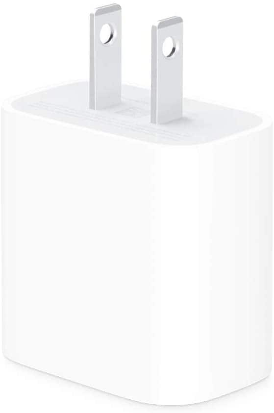 Apple 18W USB-C Power Adapter $20.00 FS w/Prime