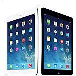 16GB Apple iPad Air Wi-Fi + AT&T (Silver or Gray) $300 + Free Shipping. (32GB $350)