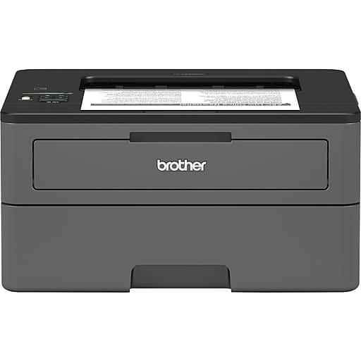 Brother HL-L2370DW Wireless Monochrome Laser Printer $74.99AC+FS @ Staples.com