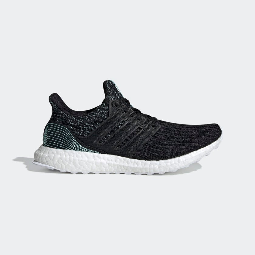 adidas Women's Ultraboost Parley Shoes (Core Black) $72 + Free Shipping