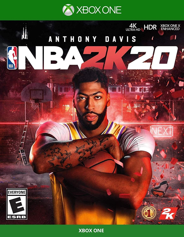 Prime Members NBA 2K20 Xbox One & Switch $14.99