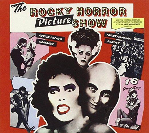"""The Rocky Horror Picture Show LP (12"""" album, 33 rpm), Colored Vinyl $11.77"""