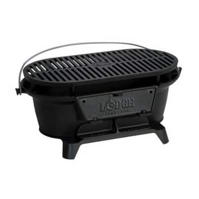Ymmv Lodge Cast Iron Logic Hibachi-Style Grill $64 B&M