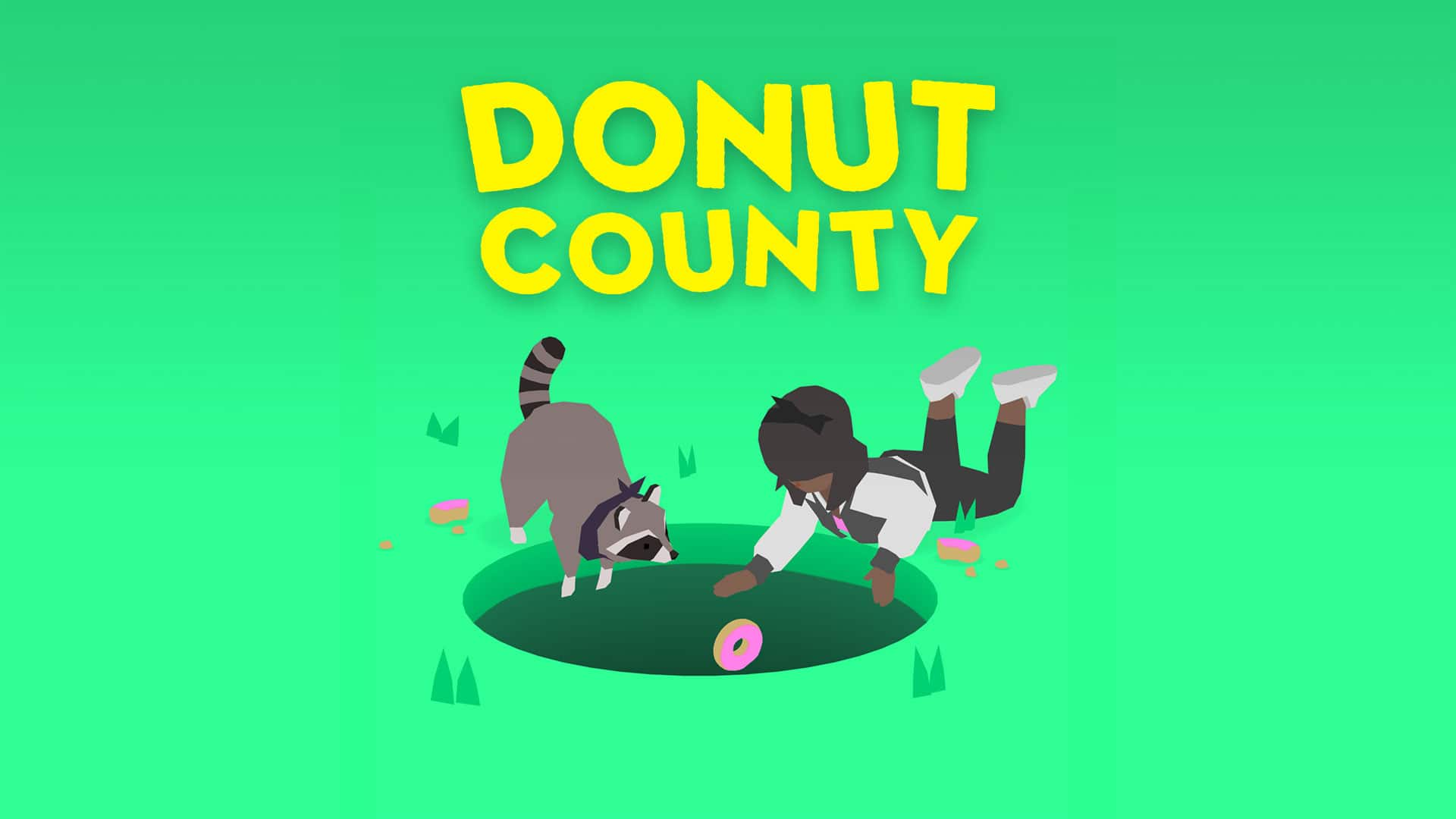 Donut County Nintendo Switch $6.49 (Lowest price ever on switch)