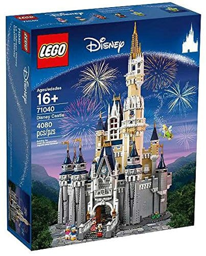 Heads up: Lego Disney Castle 71040 in stock at Lego.com