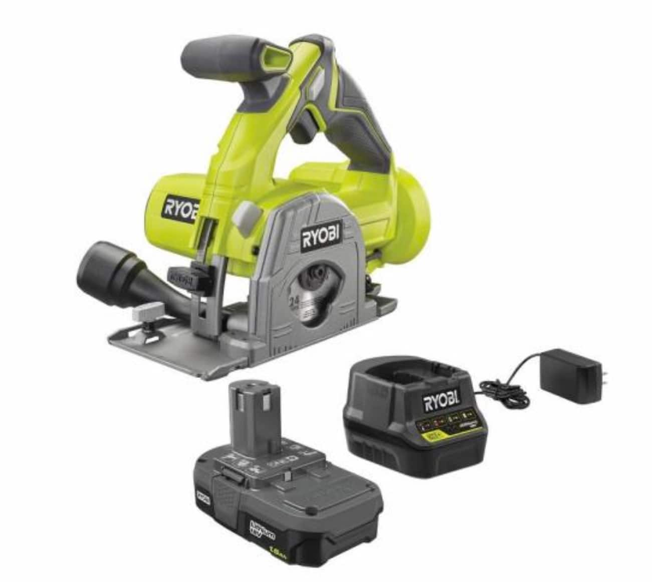 ONE+ 18V Ryobi Cordless Multi-Material Saw Kit with (1) 1.5 Ah Battery and Charger($94.97 + Free Shipping)