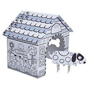 ALEX Toys Craft Color a Dog House Children's Kit $8.13 FS with Prime