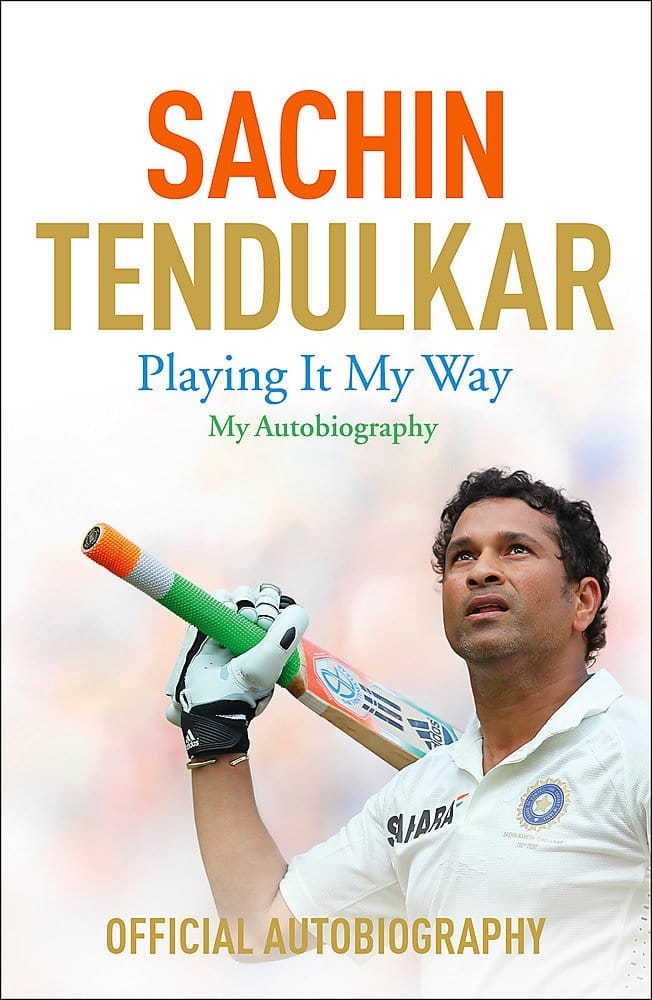 Sachin's autobiography: Playing it my way Kindle version for 0.99 $0.99