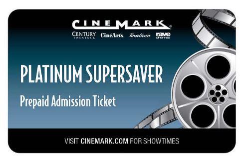 Cinemark Platinum super saver 4-pack for 34$ @Costco $33.99
