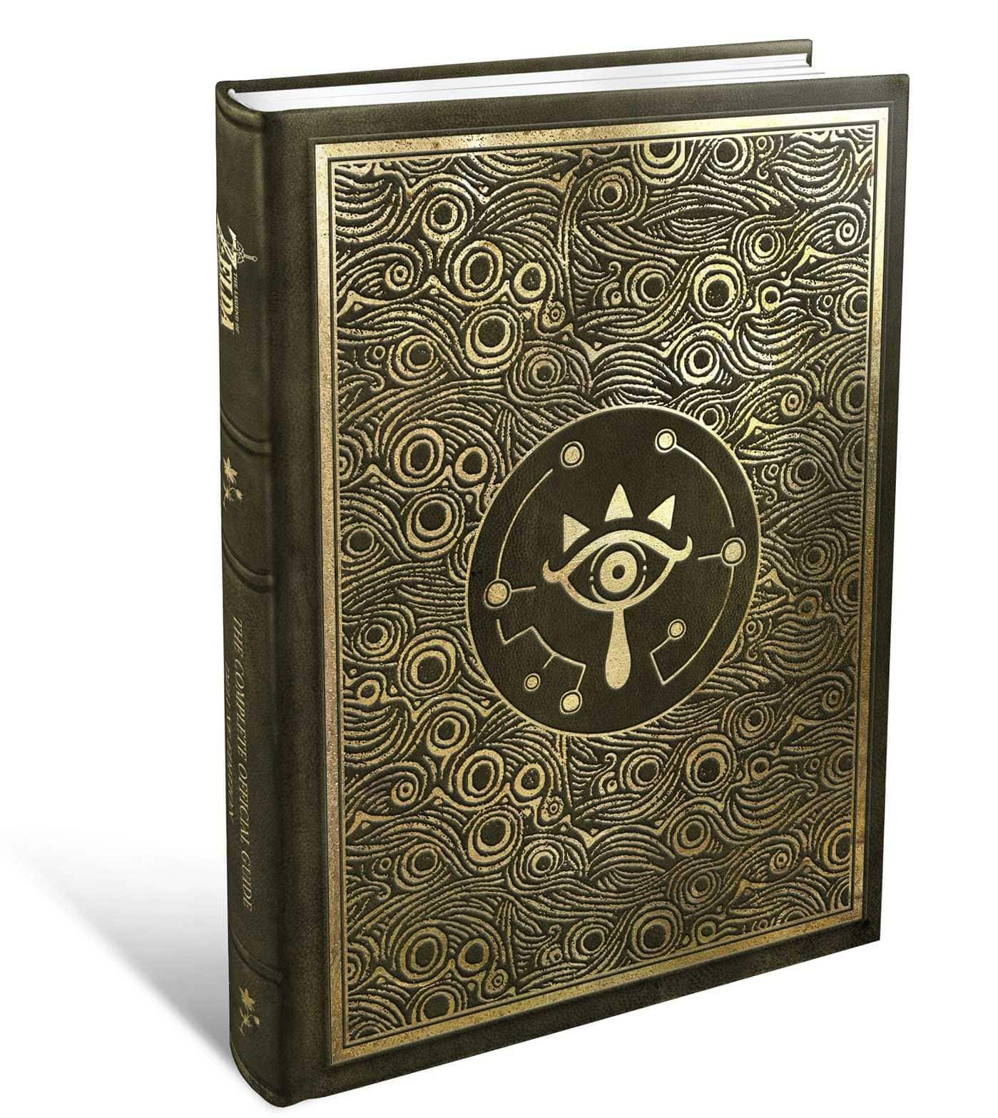 Zelda Breath of the Wild Deluxe Edition Guide $48.48 Amazon