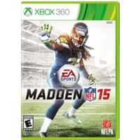 Best Buy Deal: Madden 15 Xbox 360/PS3 for $39.99.