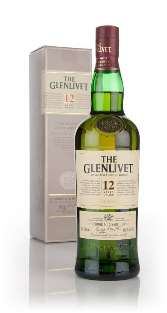 Glenlivet 12 Year Old Scotch $19.99 @ Costco B&M YMMV