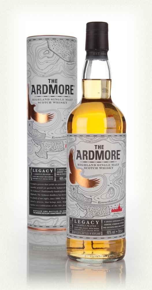 The Ardmore Legacy Single Malt Scotch - $19.97 @ Costco B&M YMMV