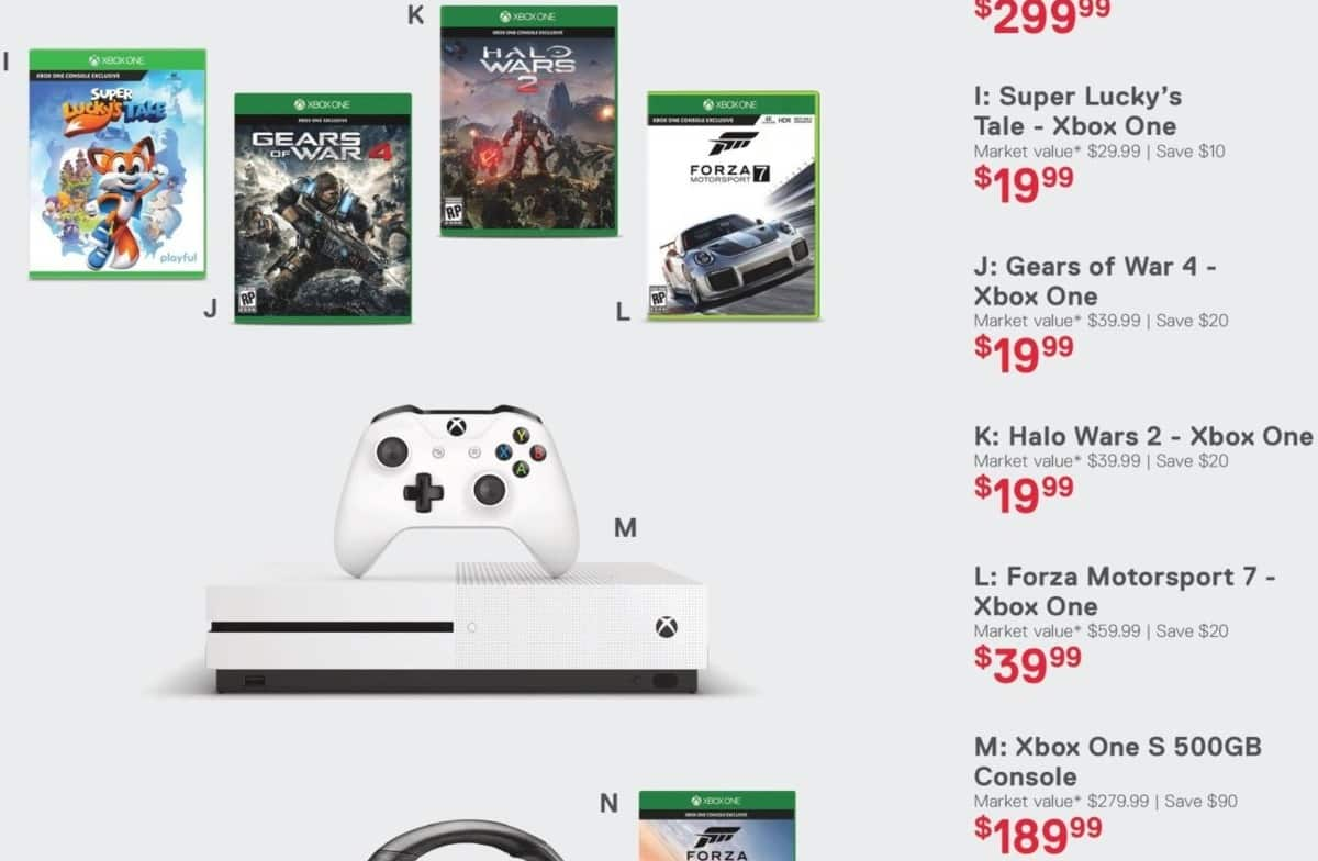 Dell Home & Office Black Friday: Halo Wars 2 - Xbox One for $19.99