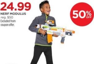 JCPenney Black Friday: Nerf Modulus for $24.99