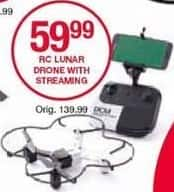 Belk Black Friday: RC Lunar Drone with Streaming for $59.99