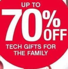 Belk Black Friday: Tech Gifts - Up To 70% Off