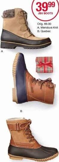 Belk Black Friday: JBU Women's Boots for $39.99