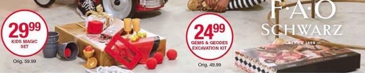 Belk Black Friday: Gems & Geodes Excavation Kit for $24.99