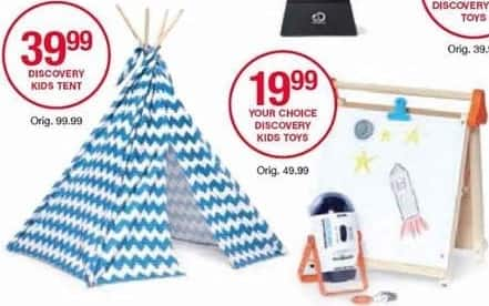 Belk Black Friday: Discovery Kids Tent for $39.99