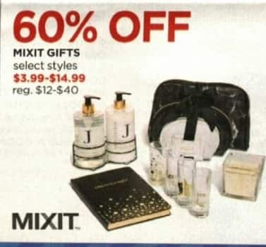 JCPenney Cyber Monday: Mixit Gifts, Select Styles for $3.99 - $14.99