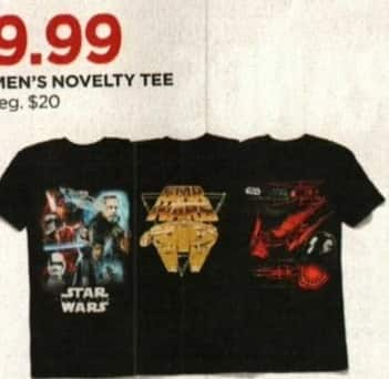 JCPenney Cyber Monday: Men's Novelty Tee for $9.99
