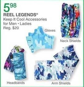 Bealls Florida Black Friday: Reel Legends Keep It Cool Accessories for Men and Women for $5.98