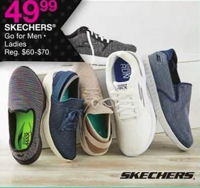 Bealls Florida Black Friday: Skechers Go Shoes for Men and Women for $49.99