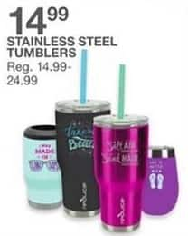 Bealls Florida Black Friday: Stainless Steel Tumblers for $14.99