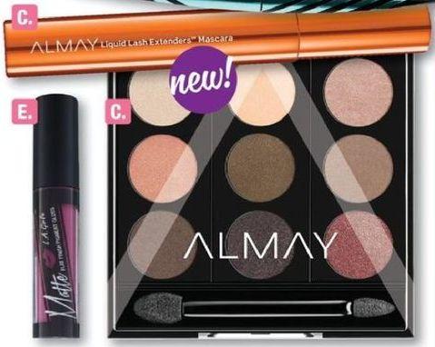 CVS Black Friday: Any L.A. Girl Cosmetics + $4 ExtraBucks Rewards for $10.00
