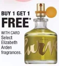 CVS Black Friday: Select Elzabeth Arden Fragrances - B1G1 Free