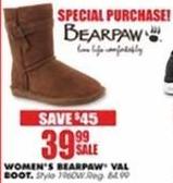 Blains Farm Fleet Black Friday: Bearpaw Women's Val Boot for $39.99