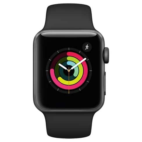 Target Black Friday: Select Apple Watch Series 3 GPS Smartwatches - $80 Off