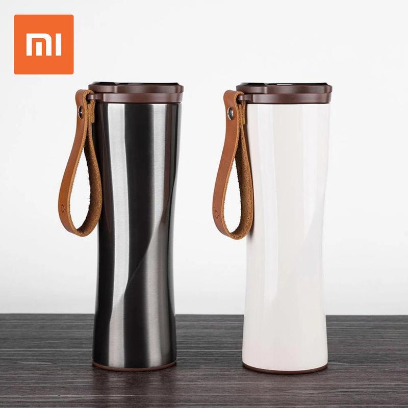 Xiaomi KissKissFish MOKA Smart Coffee Cup with OLED Display 430ml $27.59