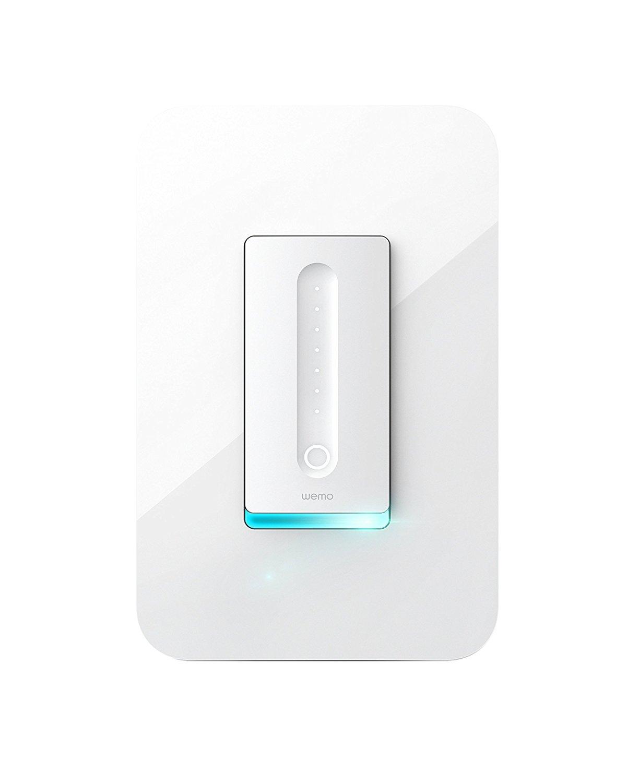Belkin Wemo Dimmer Switch $65 (Plus other Wemo stuff too)