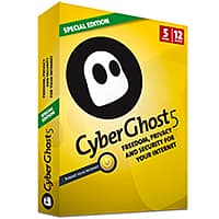 Deal: 1 Year CyberGhost VPN Special Edition FREE