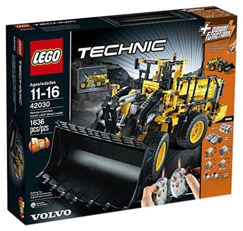 LEGO Technic 20%-35% OFF - 42030 Volvo Front End Loader - $199.99 / Heavy Lift Helicopter 42052 $111.99 + more Amazon.com w/free prime shipping