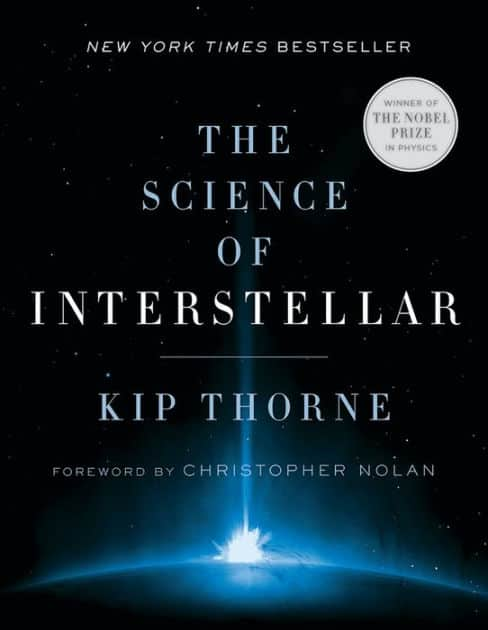The Science of Interstellar (Kindle eBook) $2.99